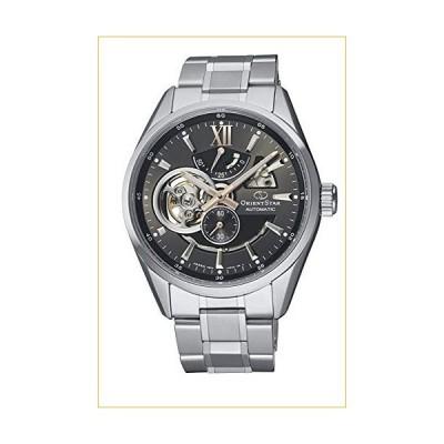 Orient Star Semi Skeleton Sapphire Gray Dial Automatic Steel Watch RE-AV0004N 並行輸入品