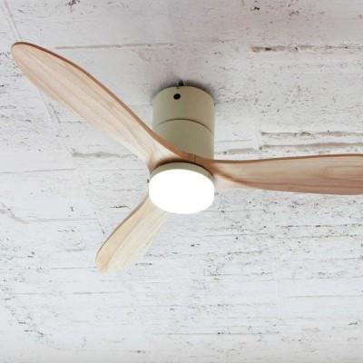 シーリングファン JAVALO ELF/LED JE-CF004M-SV ライト 照明 おしゃれ 木製 led 阪和