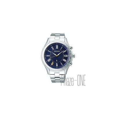 セイコー ルキア 2019エターナルブルー 限定モデル ソーラー 電波 メンズ 腕時計 SSVH031