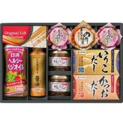 ドウシシャドウシシャ 特選 優美彩 調味料詰合せ SKM-40 ギフト包装(直送品)