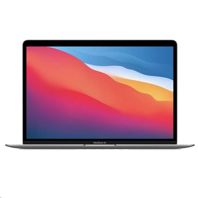 MacBook Air 13: Apple M1 chip 8-core CPU and 7-core GPU,256GB-Space Grey (MGN63TA/A)