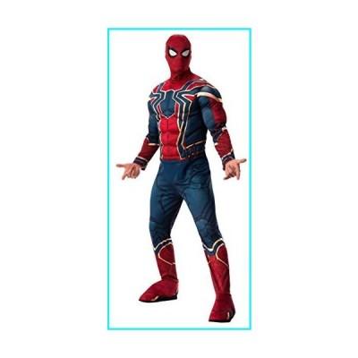 大人の衣装 Men Spiderman Costume - Avengers: Endgame, Size: X-Large