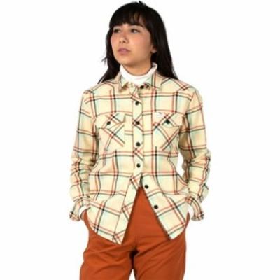 トポ デザイン Topo Designs レディース トップス Mountain Plaid Shirt Natural