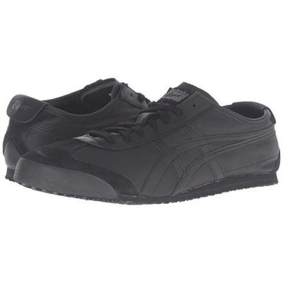 Onitsuka Tiger Mexico 66 メンズ スニーカー 靴 シューズ Black/Black