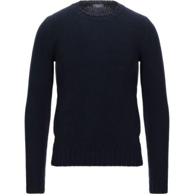 ロッソプーロ ROSSOPURO メンズ ニット・セーター トップス sweater Dark blue