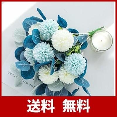 WillingYou【2021新登場】造花 枯れない花 蒲公英 造花 インテリア 大切な人へ感謝の気持ちを伝えるプレゼント 花束 アートフラワー 1花