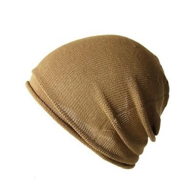 (エッジシティー)EdgeCity コットン アクリル ニット帽 大きいサイズ メンズ 日本製 FREE(M)(000457-0074-58)