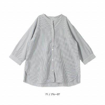 無地/柄アソートブラウス【LL―5L】(フルールバイミントブリーズ/fleur by mint breeze)