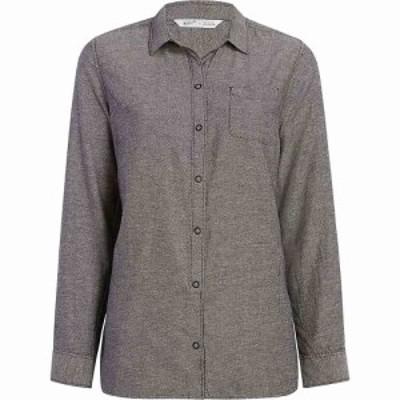 ウールリッチ Woolrich レディース ブラウス・シャツ トップス eco rich oak park twill shirt Black