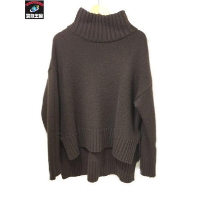 L'Appartement Back Long タートルネック Knit