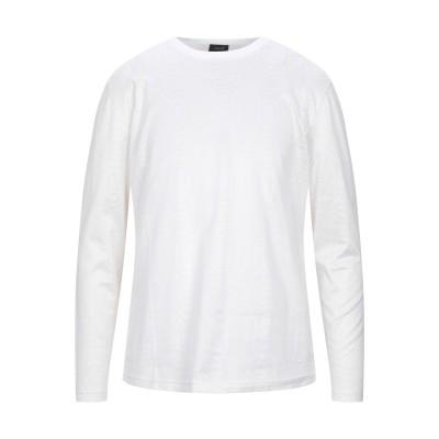 YOON T シャツ アイボリー 46 コットン 100% T シャツ