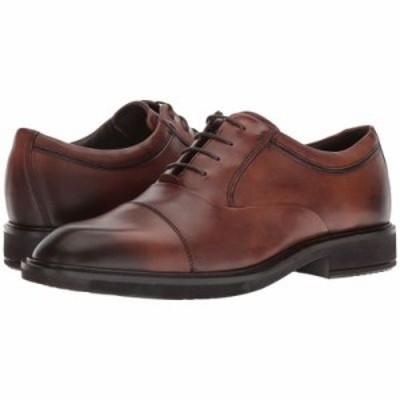 エコー 革靴・ビジネスシューズ Vitrus II Cap Toe Tie Amber