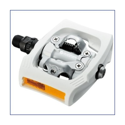 SHIMANO PD-T400 Track pedel White