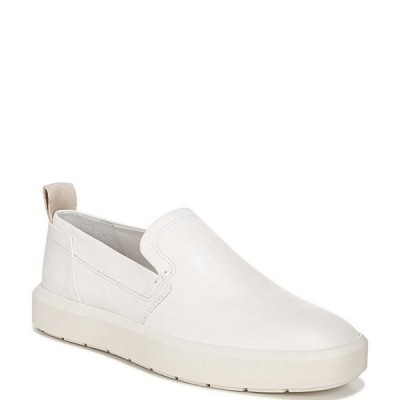 フランコサルト レディース スニーカー シューズ Sarto by Franco Sarto Prato Leather Slip On Sneakers