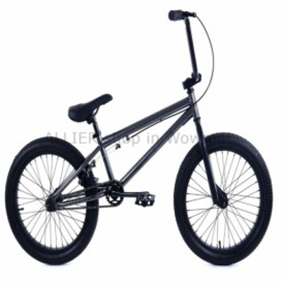 """BMX エリートBMXバイク - ステルス -  Gunmetal Grey 20 """"自転車  Elite BMX Bike  -"""