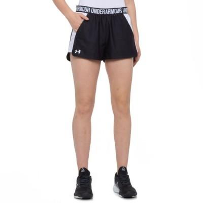 アンダーアーマー Under Armour レディース ショートパンツ ボトムス・パンツ play up 2.0 heatgear shorts Black