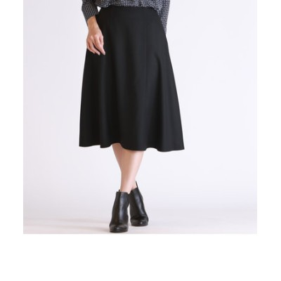 【WEB別注】《ウール混》360度可愛く見える最強スカート