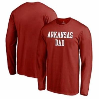 Fanatics Branded ファナティクス ブランド スポーツ用品  Fanatics Branded Arkansas Razorbacks Cardinal Big & Tall