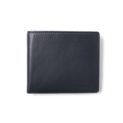 BAG MANIA / mila schon(ミラ・ショーン)CALF LEATHER 二つ折りカード、札入れ MEN 財布/小物 > 財布