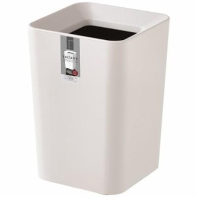アスベル ルクレールCV ミニ 角型 2.0L A6210 ホワイト│ゴミ箱 ごみ箱