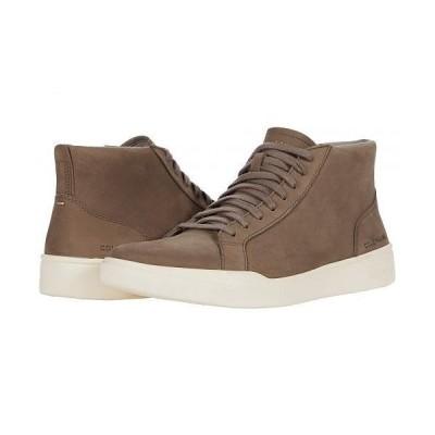 Cole Haan コールハーン メンズ 男性用 シューズ 靴 スニーカー 運動靴 Grand Crosscourt Modern Midcut Sneaker - Soft Sage Nubuck