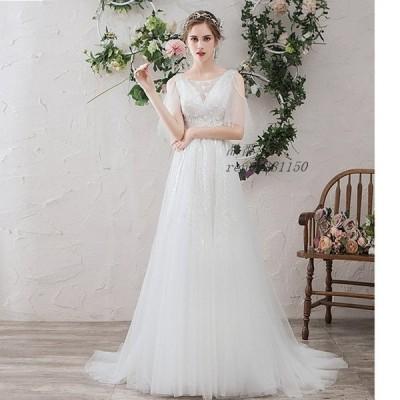 ウェティグドレス 花嫁 披露宴 おしゃれ 結婚式 パーティードレス 安い 発表会 Aラインドレス 大きいサイズ オフショルダー ロングドレス 挙式 二次会