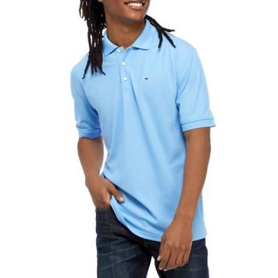 クラウン&アイビー メンズ シャツ トップス Short Sleeve Polo Shirt