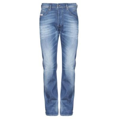 ディーゼル DIESEL ジーンズ ブルー 30W-32L コットン 98% / ポリウレタン 2% ジーンズ