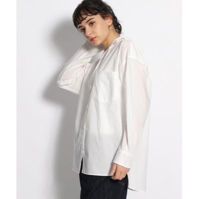 niko and... / マーセワイヤー入りビッグシャツ WOMEN トップス > シャツ/ブラウス