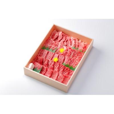 極上近江牛焼肉セット モモ・バラ 800g