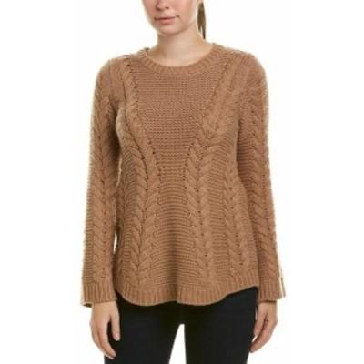 ファッション トップス Caroline Grace Cashmere Cashmere-Blend Sweater