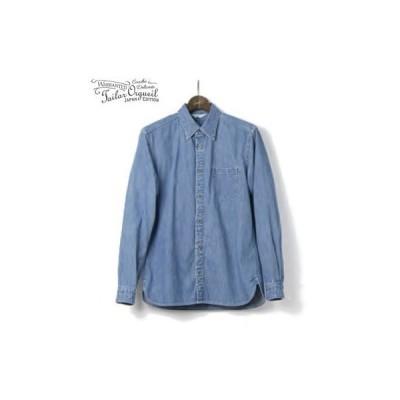 オルゲイユ 長袖 デニム ワークシャツ ORGUEIL Denim Work Shirt OR-5050A