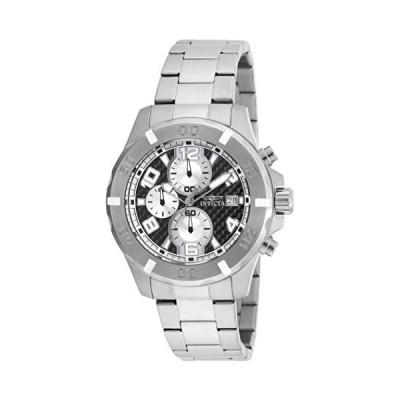 インビクタ Invicta Men's 17716 Specialty Analog Display Japanese Quartz Silver Watch 並行輸入品