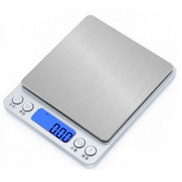 USB充電電子秤3公斤電子秤 料理秤 (0.1g-3kg) 珠寶秤【DK415】 123便利屋