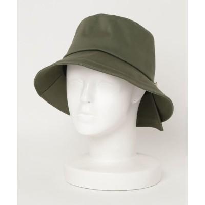 L&HARMONY / [MAISON Birth / メゾンバース] SMOOTH SATIN TUCK HAT MEN 帽子 > ハット
