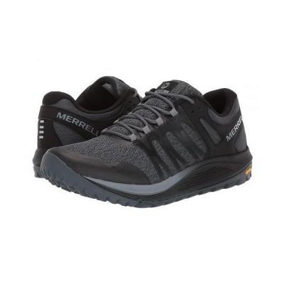 Merrell メレル メンズ 男性用 シューズ 靴 スニーカー 運動靴 Nova - Black