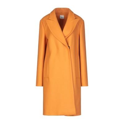 アリジ ALYSI コート オレンジ 42 バージンウール 75% / ナイロン 25% コート