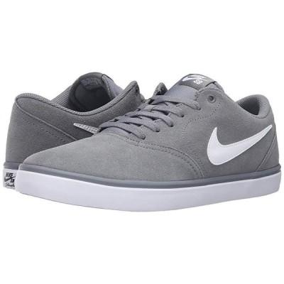 ナイキ Check Solar メンズ スニーカー 靴 シューズ Cool Grey/White
