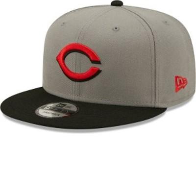 ニューエラ メンズ 帽子 アクセサリー New Era Men's Cincinnati Reds Green Color Pack 9Fifty Adjustable Snapback Hat