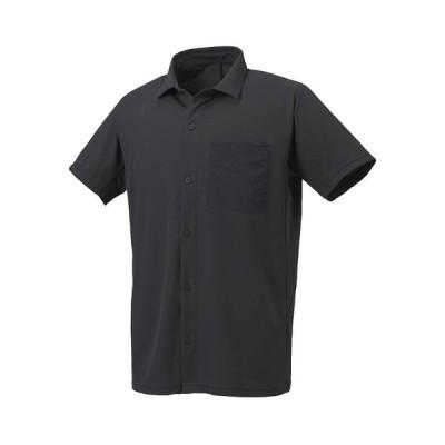【デサント】【メンズ】【ZERO STYLE】サンスクリーン 襟付きシャツ