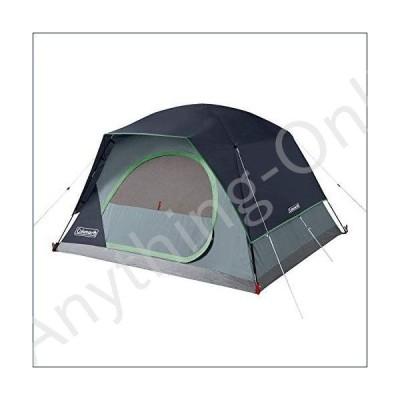 ★新品★Coleman 4-Person Skydome Camping Tent, Blue【並行輸入品】
