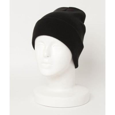 帽子 キャップ 【 JABURO / ジャブロー 】SOLID BEANIE / ソリッド ニット帽