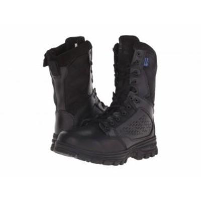 5.11 Tactical ファイブイレブンタクティカル メンズ 男性用 シューズ 靴 ブーツ ワークブーツ Evo 8 Waterproof w/ Side【送料無料】