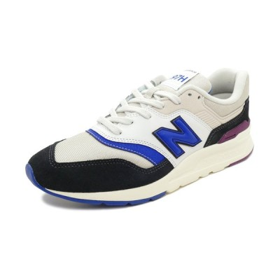 スニーカー ニューバランス NEW BALANCE CM997HXV ホワイト/ブラック NB メンズ シューズ 靴 19HO