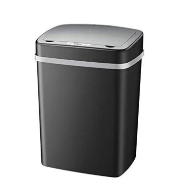 LYLSXY ゴミ箱、インテリジェントな誘導家庭用ゴミ箱自動カバー充電紙バスケット、技術ゴミ収納ボック
