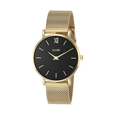 [女性用腕時計]CLUSE Womens Analogue Quartz Watch with Stainless Steel Strap CW0101203017