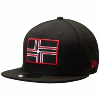 New Era ニュー エラ スポーツ用品  New Era Portland Trail Blazers Black Flag Front 9FIFTY Adjustable Hat