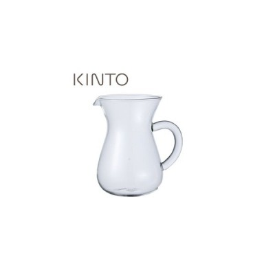 キントー KINTO SCS-02-CC コーヒーカラフェ 300ml 27666 JAN: 4963264499200(配送日指定)