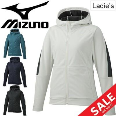 トレーニングウェア ジャケット レディース アウター ミズノ mizuno テックシールド スポーツウェア ランニング/32MC9860
