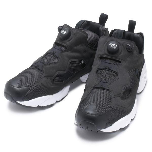 【全館滿額88折】Reebok Insta Pump Fury OG 男鞋 女鞋 慢跑 休閒 黑魂 充氣 【運動世界】 V65750